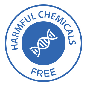 Free from all Harmful Chemicals