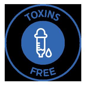 Australia-Certified Toxin-Free