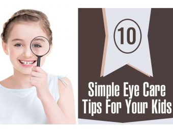 10 Simple Eye Care Tips For Kids And Ways To Improve Eyesight