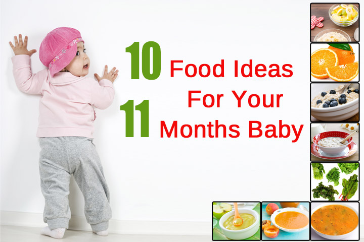 top 10 ideas for 11 months baby food