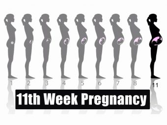 11th Week Pregnancy: Symptoms, Baby Development, Tips And Body Changes