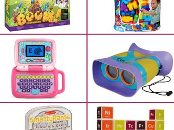 25 Best Educational Toys For Kids In 2020