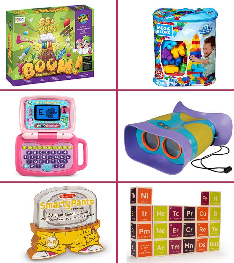 25 Best Educational Toys For Kids To Buy In 2020