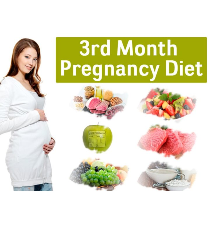 3rd Month Pregnancy Diet