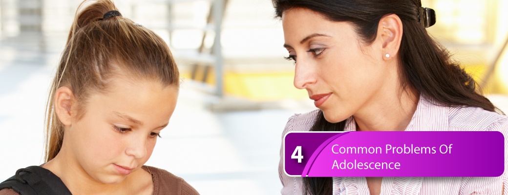 4-Common-Problems-Of-Adolescence