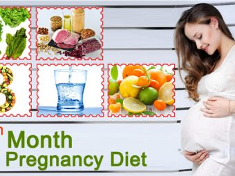5th Month Pregnancy Diet - Which Foods To Eat And Avoid?