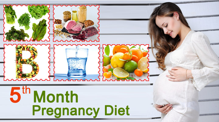 5th Month Pregnancy Diets