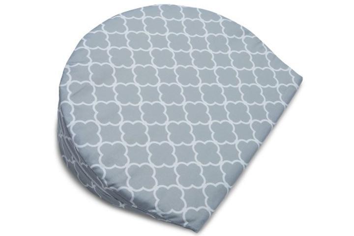 Boppy Petite Grey (Best Pregnancy Wedge Pillow):