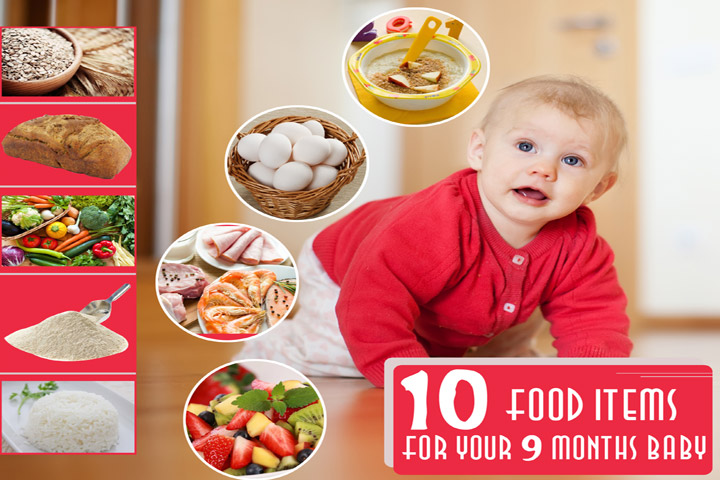 9 Month Baby Food Top 10 Food Ideas And 4 Interesting Recipes