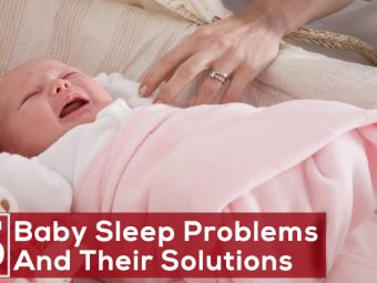Top 5 Baby Sleep Problems And Their Solutions