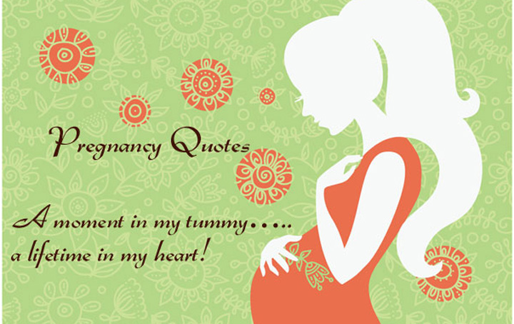 Mommy To Be Quotes Magnificent 40 Beautiful And Inspirational Pregnancy Quotes And Sayings