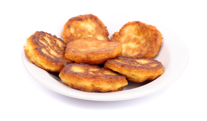 Bread Recipes For Kids - Bread Fritters