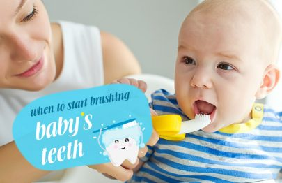 Brushing Baby's Teeth: When To Start And How To Clean