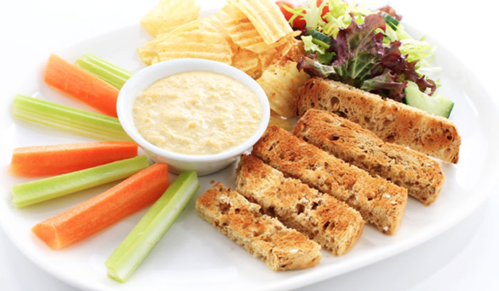 Bread Recipes For Kids - Carrot and Cheese Fingers