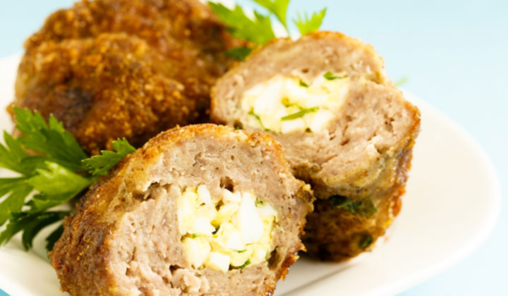 Bread Recipes For Kids - Cheese Cutlet
