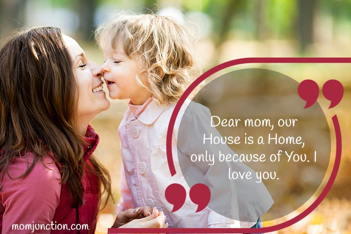 Short Mother Quotes