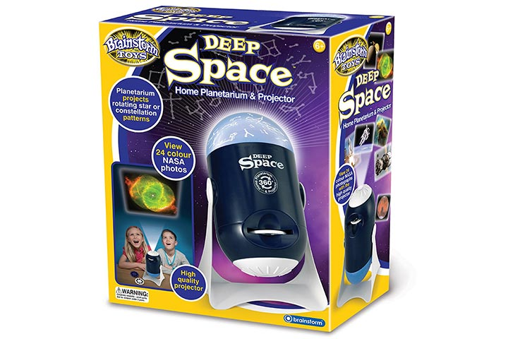 Deep Space Planetarium and Projector