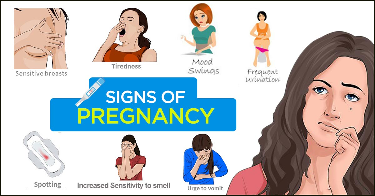 15 Early Signs And Symptoms Of Pregnancy Before Missed Period-6506