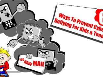 6 Best Ways To Prevent Cyber Bullying For Kids & Teens