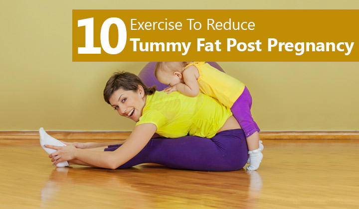 Tummy exercises after pregnancy