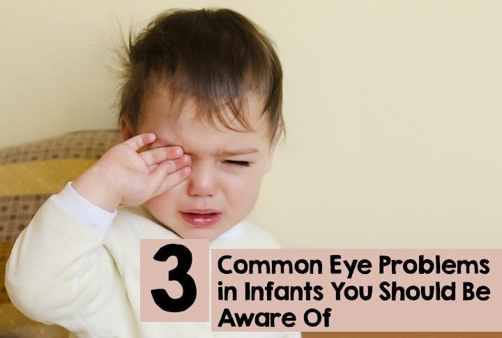 Eye Problems in Infants