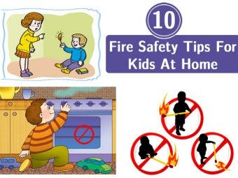 Top 10 Home Fire Safety Tips For Kids