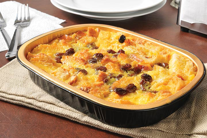 Bread Recipes For Kids - Grilled Bread Pudding
