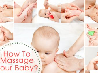 How to Give Massage to a Baby: A step-by-step Guide