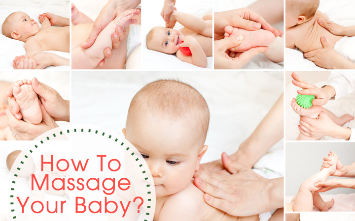 Baby Massage A Step By Step Guide To Do It Safely