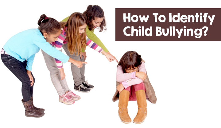 Identify Child Bullying