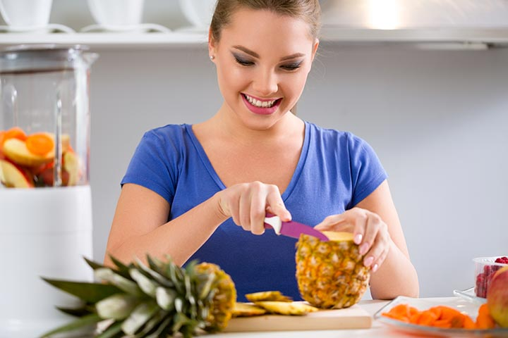 Is It Safe To Eat Pineapple During Pregnancy