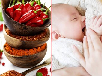 Is It Safe To Eat Spicy Food While Breastfeeding?
