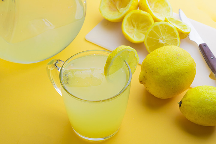 Lemon With Water
