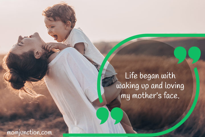 I Love My Mother Quotes