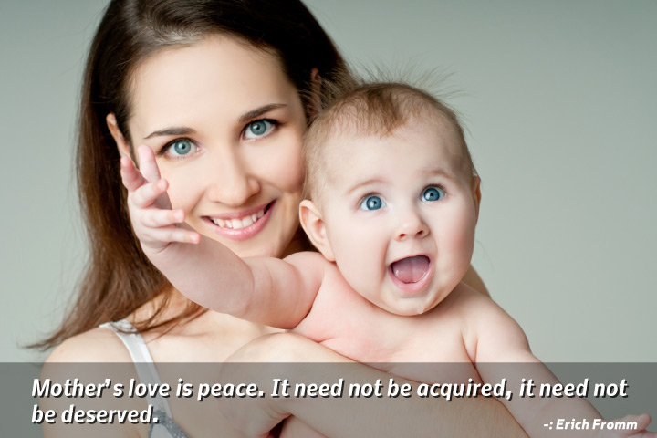 Quotes For Mothers Love Awesome Top 100 Mother Quotes And Sayings  Momjunction