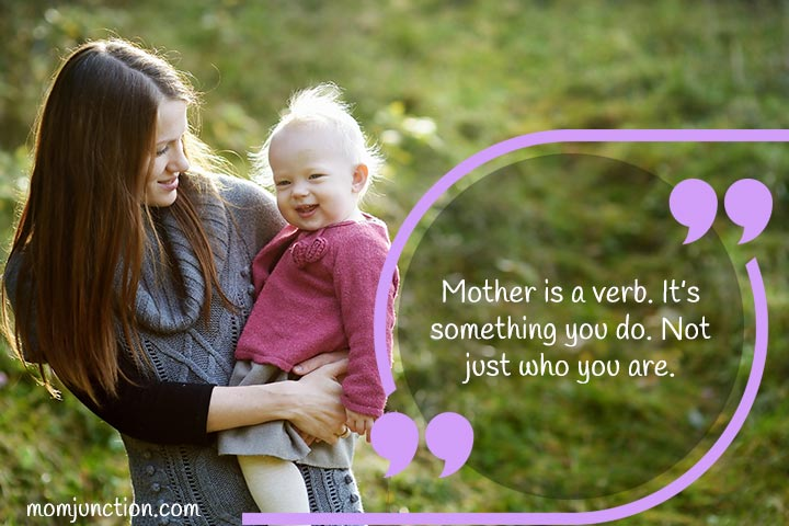 Beautiful Words on Mother