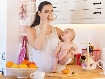 Post Pregnancy Diet: 20 Must-have Foods For New Moms