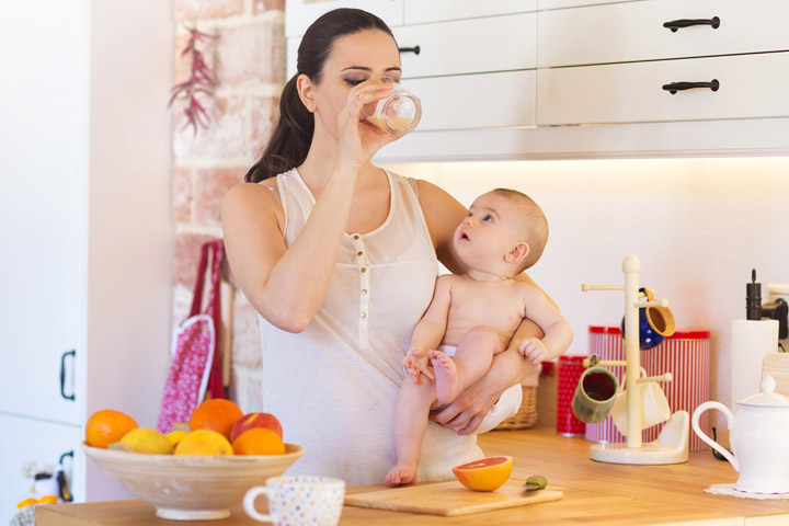 Image result for What Mothers Eat is Passed to Breast Milk