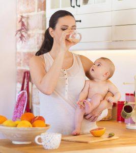 Post Pregnancy Diet