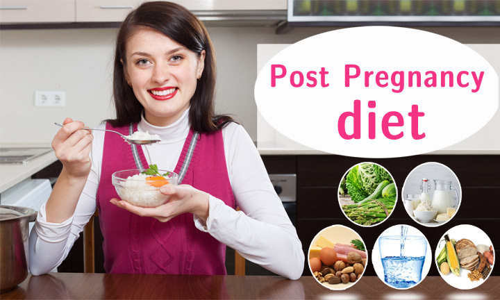 Post Pregnancy Diet