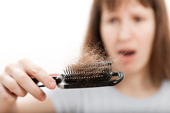 Prevent Hair Fall During Pregnancy