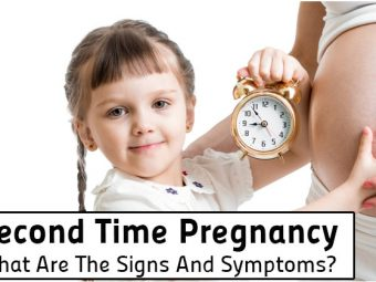 Second Pregnancy: What Are The Signs And Symptoms?