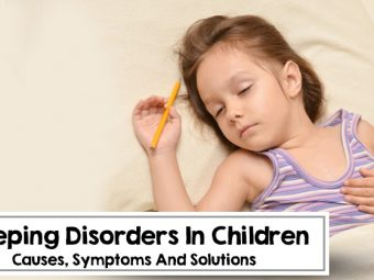 Sleep Disorders In Children - Effects And Treatment