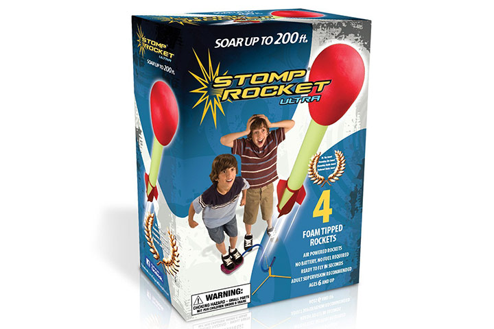 The Original Stomp Rocket Ultra