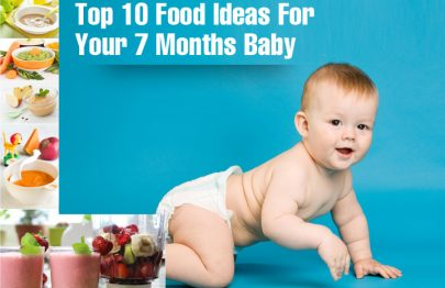 7th Month Baby Food: Feeding Schedule With Food Ideas