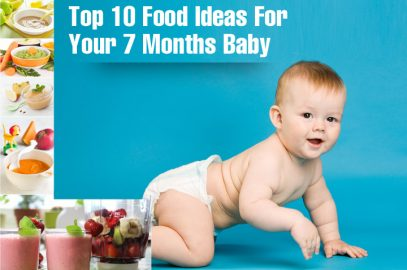 High Calorie Baby Food Puree