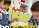 Top 10 Pre/Play Schools In Hyderabad