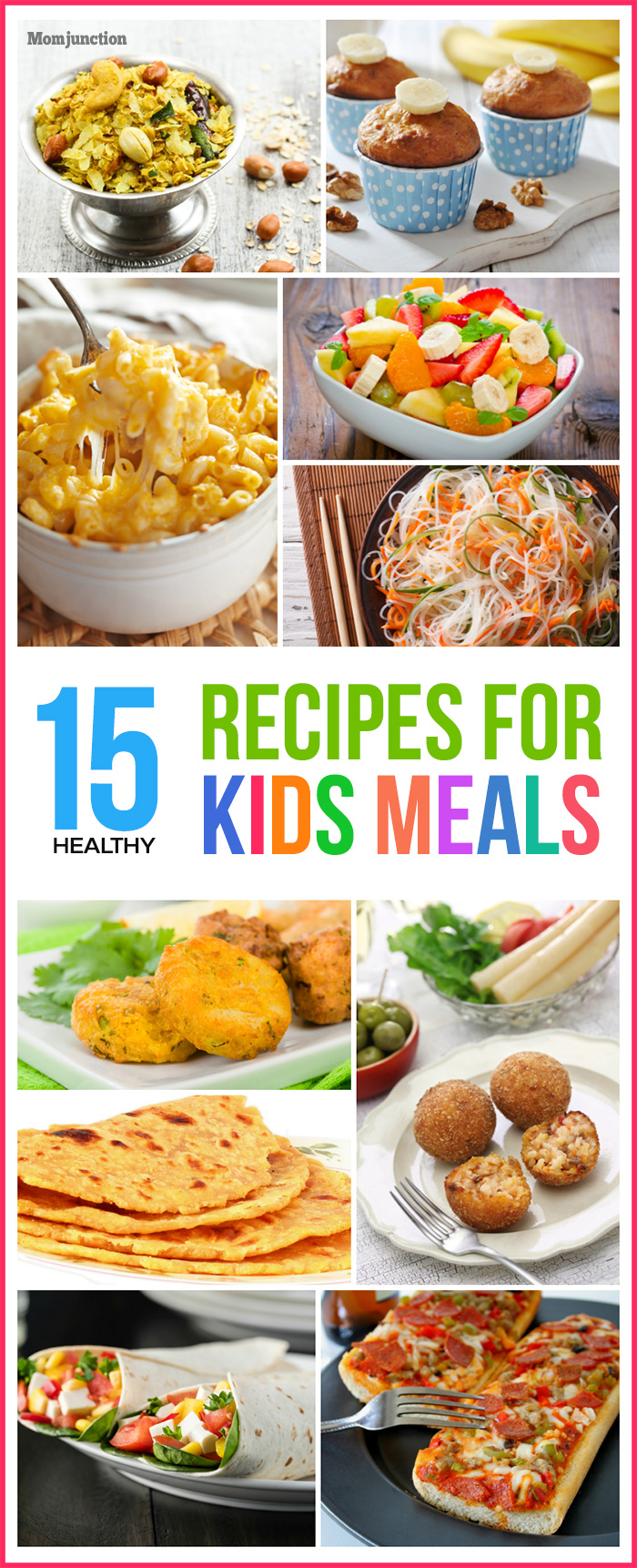 top 15 healthy recipes for kids 39 meals
