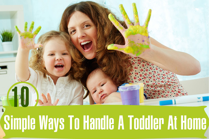 Handle A Toddler