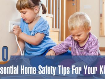 10 Essential Home Safety Tips For Kids